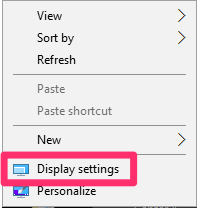 Text Display is Scaled or Sized Incorrectly (HiDPI Display)