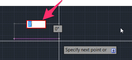 Typing Line Length Doesn't Work, Dynamic Box Turns Red