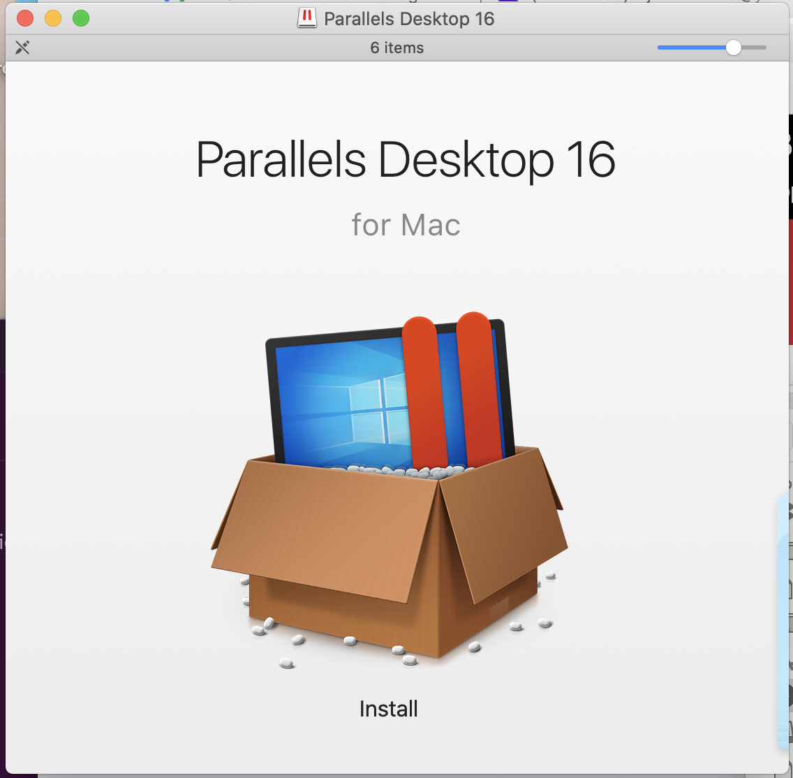 how to use windows on mac parallels