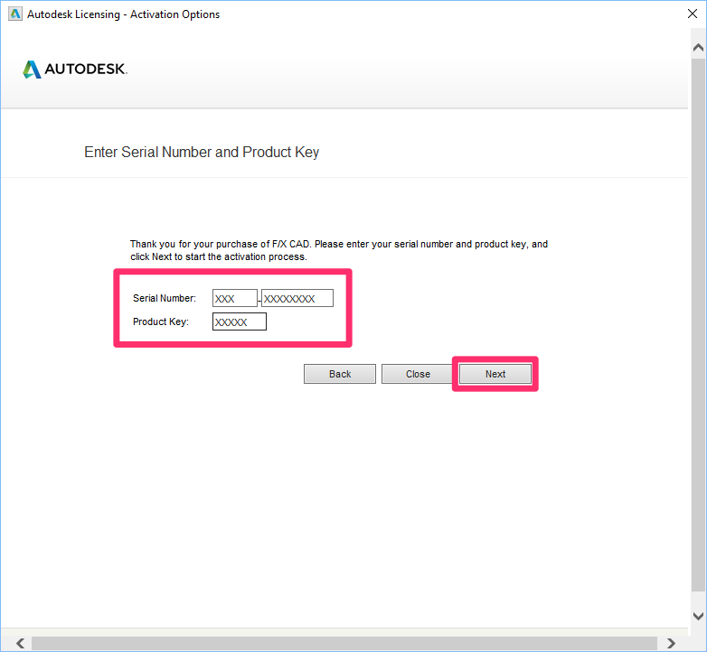 Autocad 2019 Serial Number And Product Key - Autocad