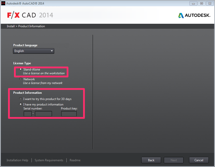 autocad 2008 install  with crack