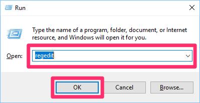 Editing or Deleting Registry Keys (Reg Keys)