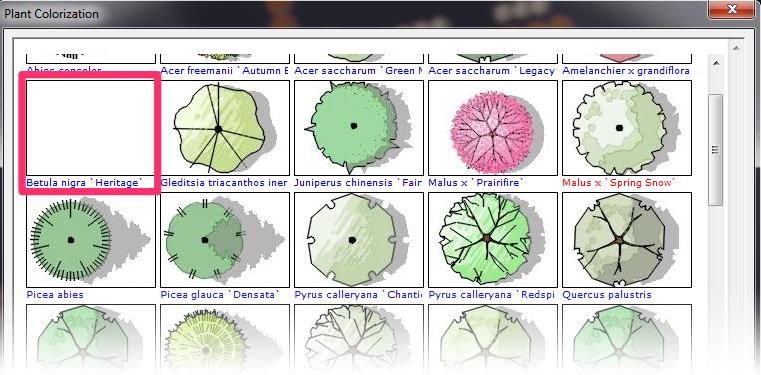 Missing File Error Using Color Render Land Fx