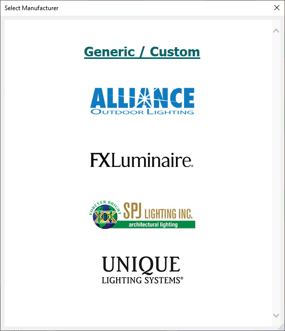 alliance outdoor lighting wiring diagram lighting manager adding and placing lighting equipment  adding and placing lighting equipment