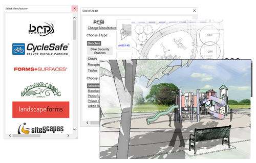 SketchUp Features