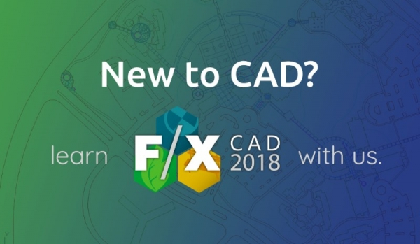 Webinar: F/X CAD 2018 For New AutoCAD Users