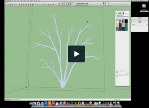 How To Make 3D Trees in SketchUp Webinar
