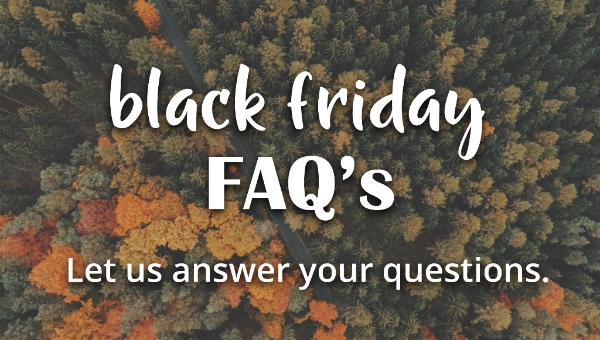 Black Friday FAQ Webinar