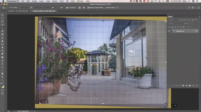 Using Photoshop for Post-Production Renderings Webinar Series