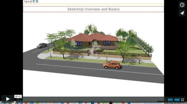 SketchUp Basics with Daniel Tal