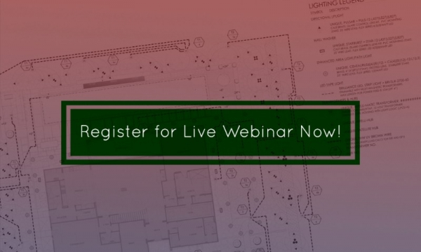 Guest Webinar: A Practical Approach to Low-Voltage Lighting Design