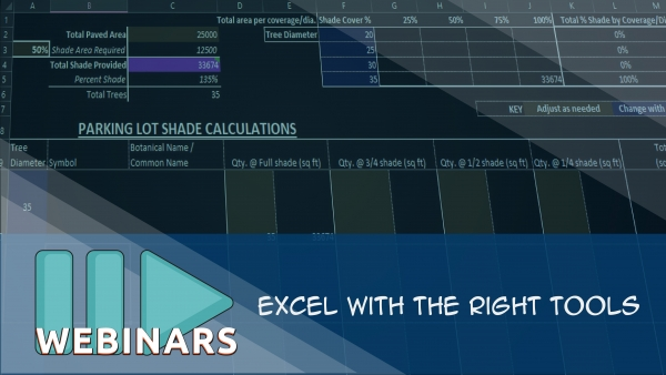 Excel With The Right Tools