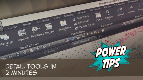 Power Tip: Detail Tools in 2 Minutes