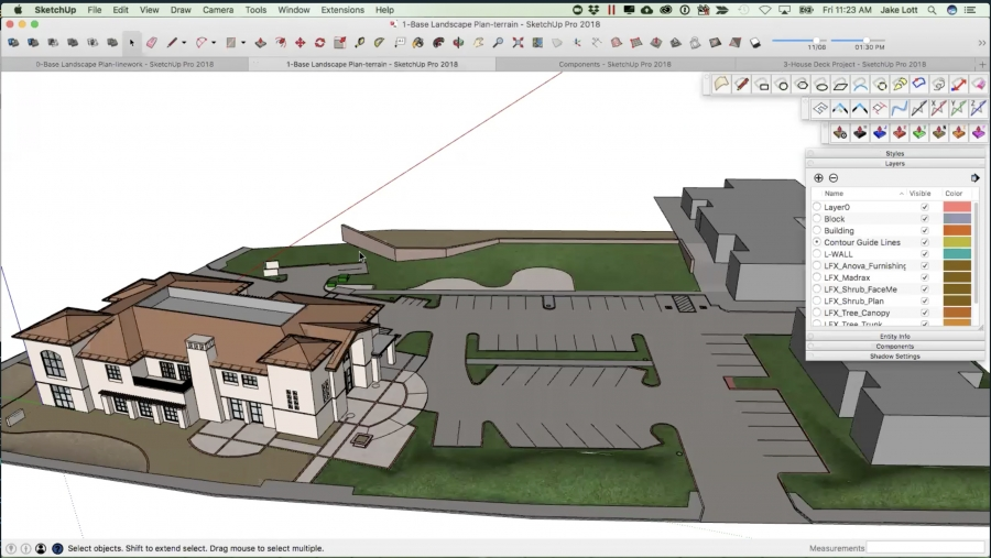 SketchUp For Intermediate Users