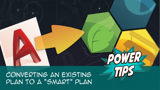 "Power Tip: Converting an Existing Plan to a ""Smart"" Plan"