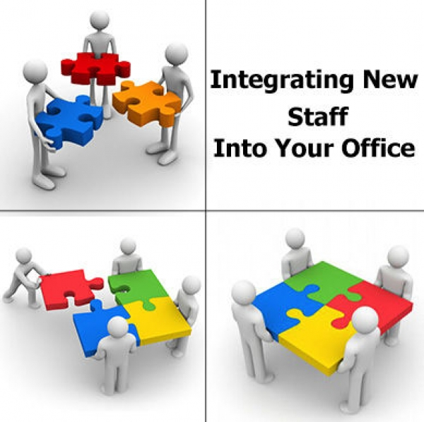 Integrating New Staff Into Your Office Webinar