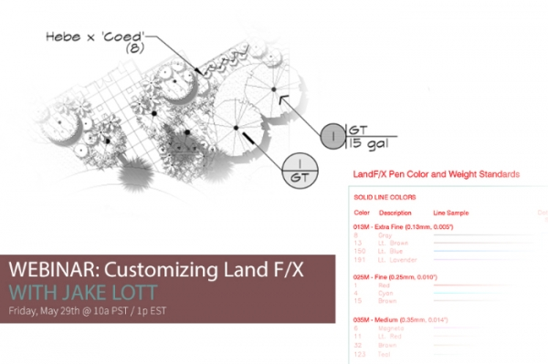 Customizing Land F/X Webinar