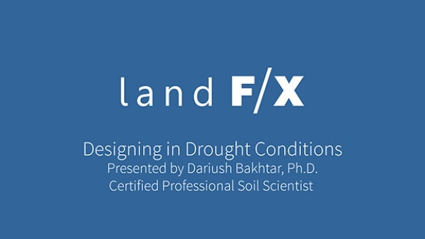 Irrigation Designing in Drought Conditions