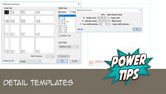 Power Tip: Detail Templates