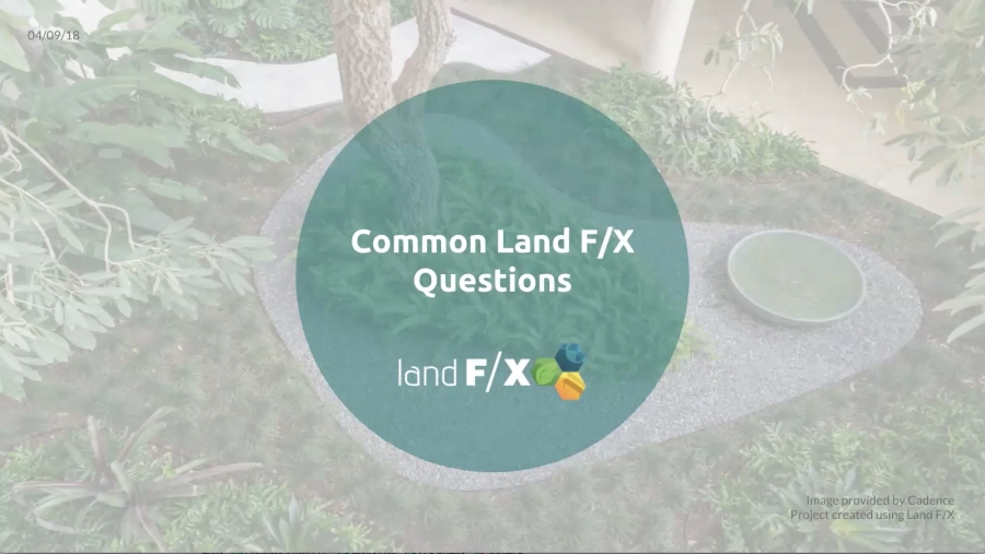 Common Land F/X Questions