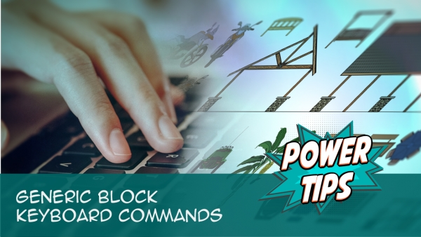 Power Tip: Generic Block Keyboard Commands
