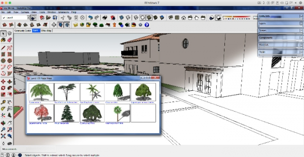 SketchUp Getting Started