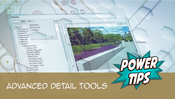 Advanced Detail Tools