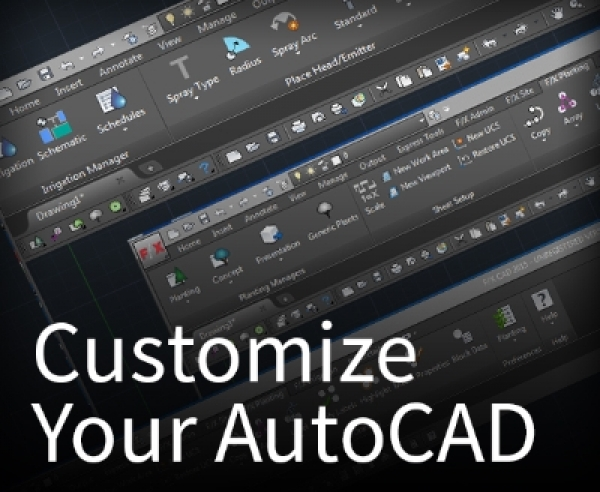 Customizing Your AutoCAD Webinar