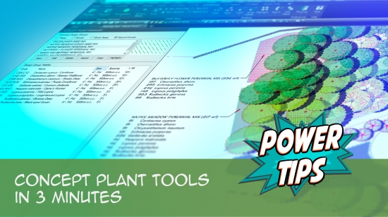 Power Tip: Concept Plant Tools in 3 Minutes