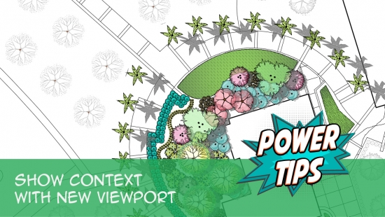 Power Tip: Show Context with New Viewport