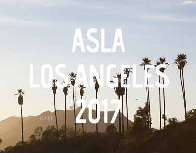 ASLA - Los Angeles - 2017