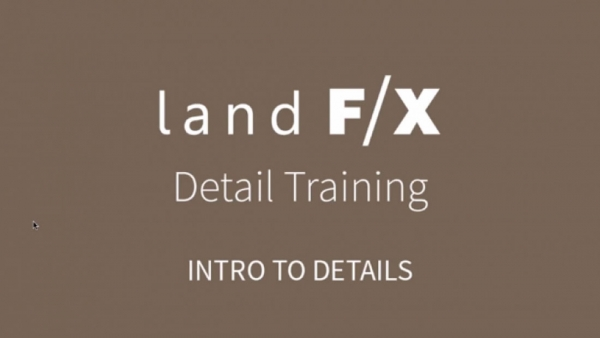 Intro To Land F/X Details