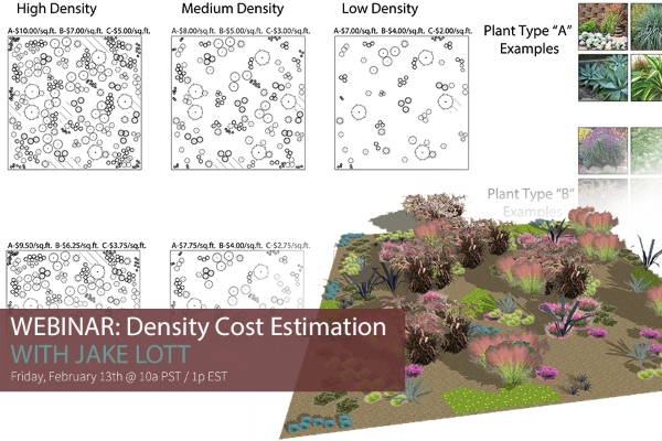 Density Cost Estimation Webinar