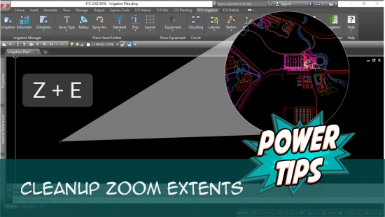Power Tip: Cleanup Zoom Extents