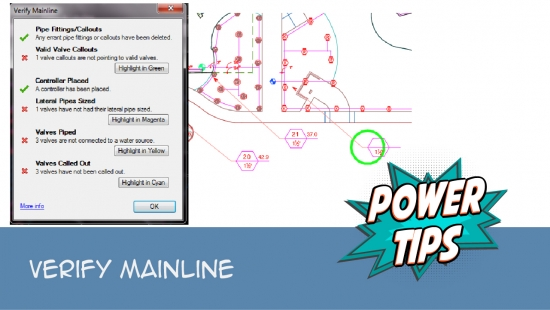Power Tip: Verify Mainline