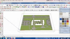 The Land F/X SketchUp Connection: Intermediate