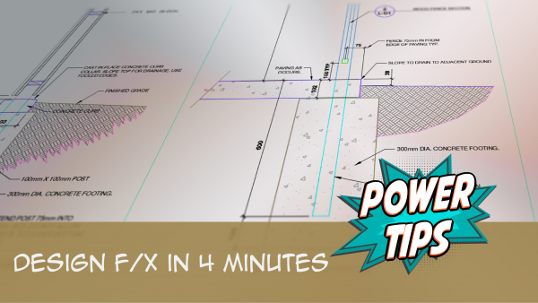 Power Tip: Design F/X in 4 Minutes