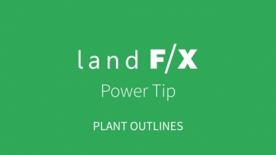 Power Tip: Plant Outlines
