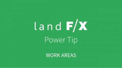 Power Tip: Work Areas
