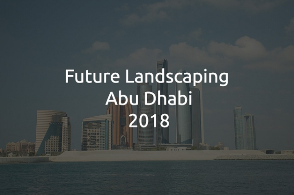 Future Landscape & Playspaces – Abu Dhabi, 2018