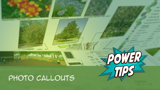 Power Tip: Photo Callouts