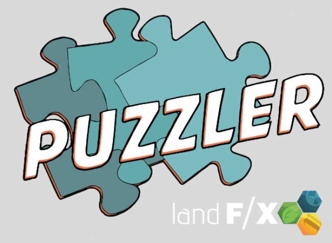 Coming Soon: Land F/X Puzzler!