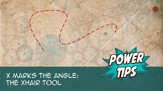 X Marks the Angle: The XHair Tool