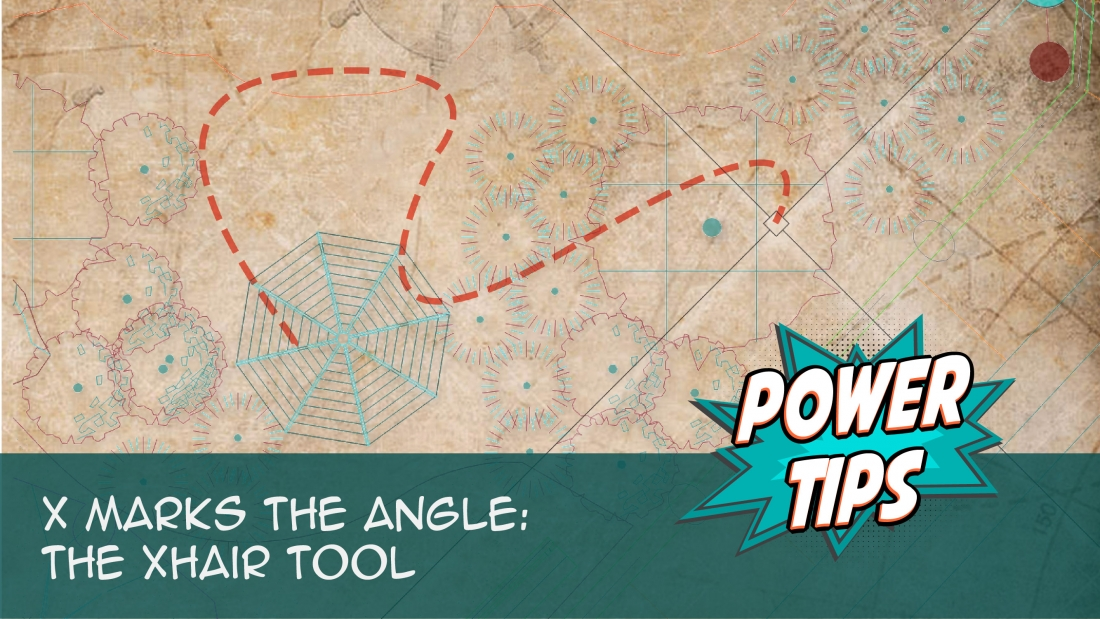 Power Tip: X Marks the Angle – The Xhair Tool
