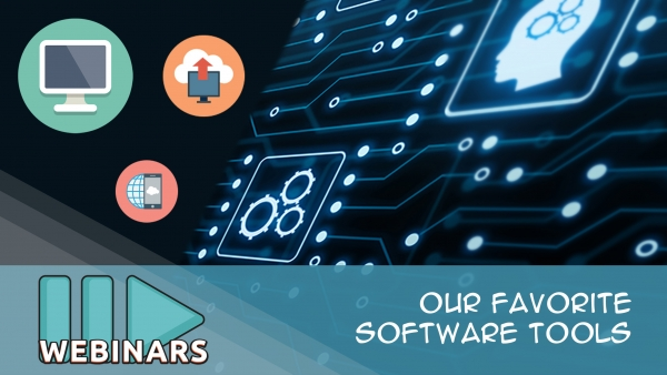 Our Favorite Software Tools