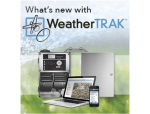 Introducing HydroPoint's WeatherTRAK Smart Irrigation Solutions