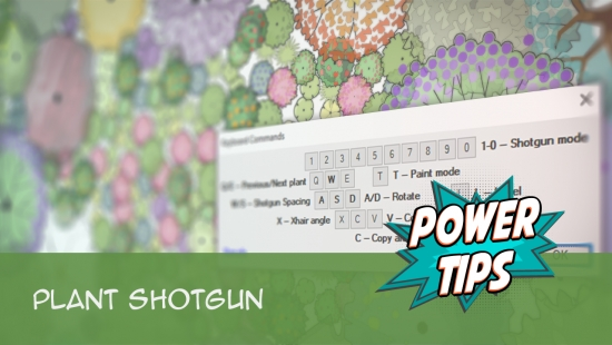 Power Tip: Plant Shotgun