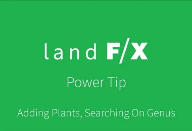 Power Tip: Adding Plants, Searching by Genus