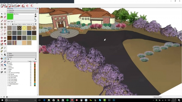SketchUp and Lumion Rendering Techniques with Mike Brightman