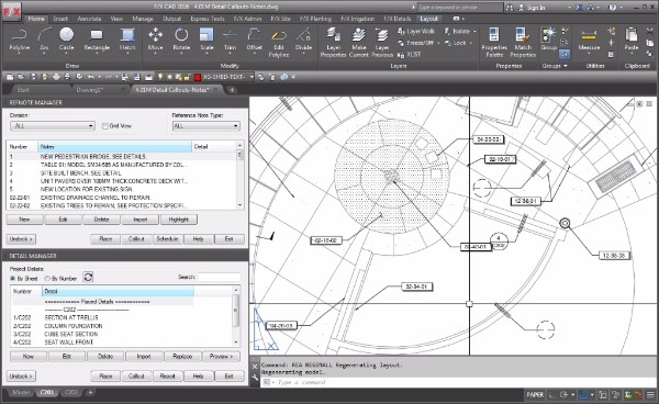Introducing F/X CAD 2016 and Land F/X 12.0